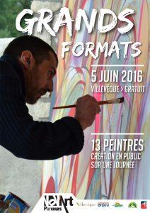Grands Formats le 5 juin